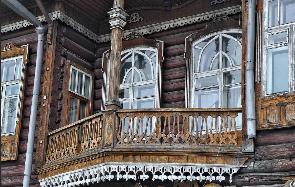 Реставрация деревянных фасадов памятников архитектуры