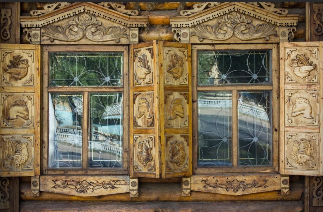 Реставрация старинных деревянных окон