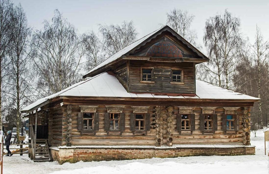 Консервация деревянных построек
