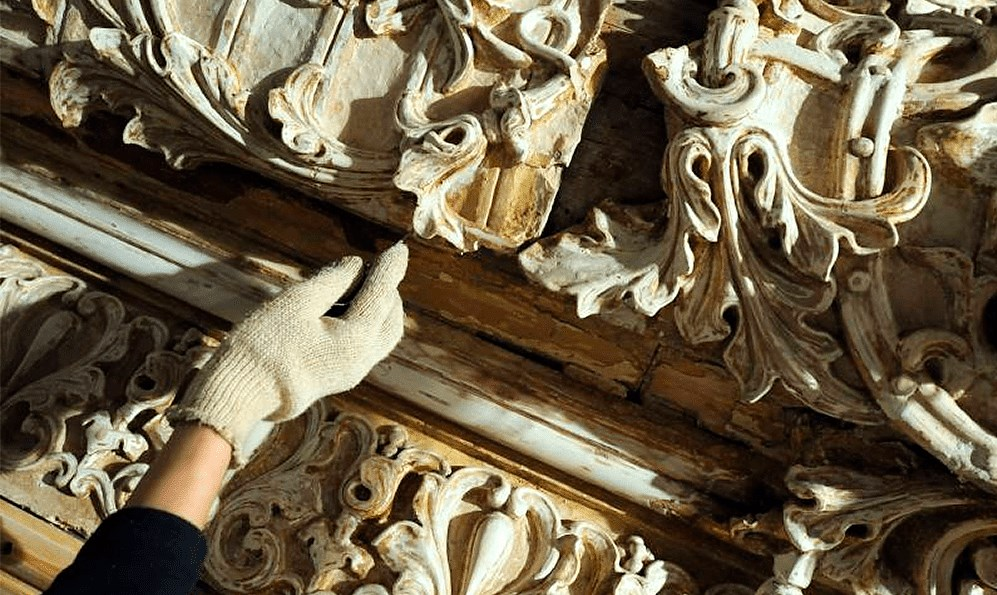 Реставрация объектов культурного значения